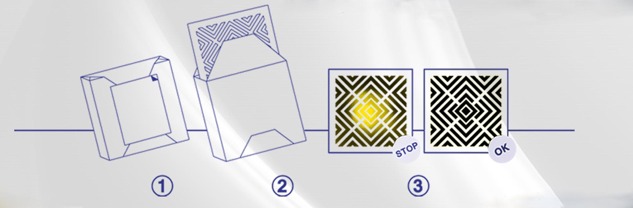 بسته بندی نشانگر بووی – دیک پک (11230-14 RRS) و تغییر رنگ نشانگر