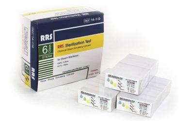 نشانگر شیمیایی بخار تایپ ۶ (۱۱۰-۱۴ RRS)