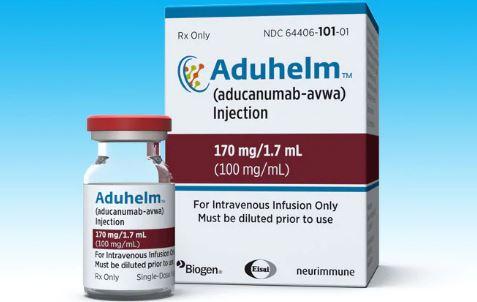 Aduhelm داروی جدید آلزایمر